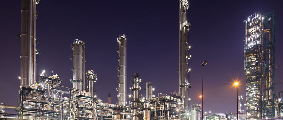 Oil Refinery img